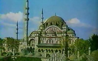 La mosquée Soulemanié à Istamboul